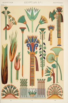 'The Grammar of Ornament', Owen Jones, 1910 | Retronaut