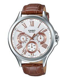 CASIO SIAM สยามคาสิโอ จำหน่าย นาฬิกาข้อมือ - MTP-E308L-7AV