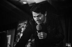 Misha Collins, Saturday, Salute to Supernatural San Francisco 2015