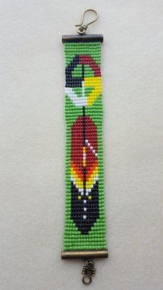 Beaded Braclets, Bead Loom Bracelets, Beaded Bracelet Patterns, Beaded Choker, Bead Loom Designs, Beadwork Designs, Bead Loom Patterns, Native Beading Patterns, Native Beadwork