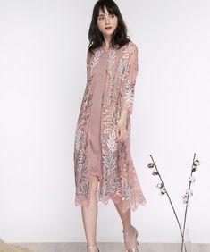 Dress Boho Prom Fashion 46 Ideas For 2019 Trendy Dresses, Nice Dresses, Casual Dresses, Fashion Dresses, Formal Dresses, Boho Fashion, Fashion Design, Dress Brokat, Kebaya Dress
