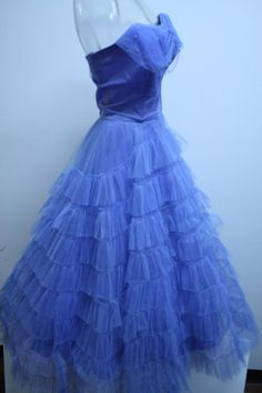 prom dresses periwinkle