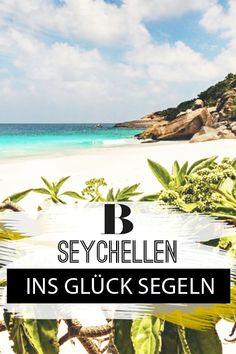 Segeln auf den Seychellen ist so betörend, dass man den ganzen Tag nur schauen und jubeln möchte - am besten auf einem Katamaran, der von einer zauberhaften Insel zu nächsten schippert.