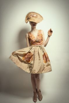 Dress: Daniel Learmont Couture Photography: Anastasia Blades Photography  MUA: Amber Adams Hair: Liz Tieu Model: Eloise Compton