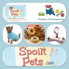 Pet boutique for spoilt pets @Spoilt Pets