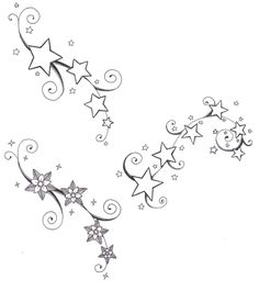 flowers and stars picture by Jonathan2051 - Photobucket