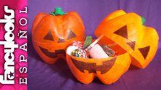 Dulcero Calabaza de botellas de refresco-Halloween