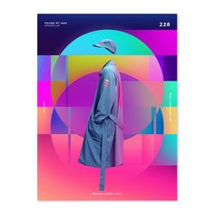 A poster every day Vol.6 on Behance