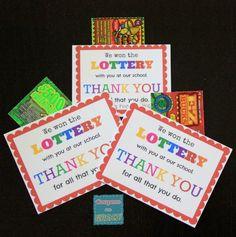 1000+ images about Teacher Appreciation on Pinterest ...