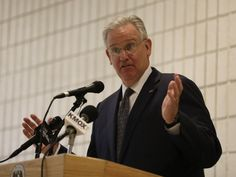Where's Missouri Governor Jay Nixon? 4H and school board meetings.