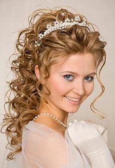 Long Ringlets – Wedding Day Hair Styles [Slideshow] Source by Sweet 16 Hairstyles, Trendy Hairstyles, Braided Hairstyles, Wedding Hairstyles, Beautiful Hairstyles, Hairstyles For Long Hair Prom, Hairstyle Men, Wedding Hair Pins, Wedding Vows