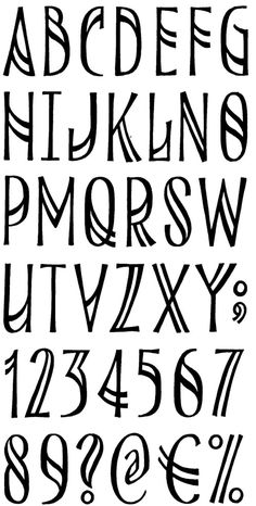 Showcase - Grand café Fun fancy calligraphy font alphabet, numbers and some extras Hand Lettering Alphabet, Calligraphy Letters, Brush Lettering, Fun Fonts Alphabet, Caligraphy, Handwriting Fonts Alphabet, Cool Letter Fonts, Stencil Lettering, Tattoo Lettering Styles