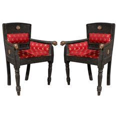 1stdibs | Pair Of Anglo Indian Armchairs Joe, These Are Beyond Gorgeous · Affordable  FurnitureModern ...