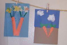 V is for vase (uppercase) V is for vegetable (lowercase)  :-)