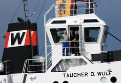 Crew members of TAUCHER O.WULF 3 | Flickr : partage de photos !