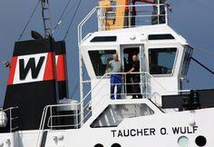 Crew members of TAUCHER O.WULF 3 | Flickr: partage de photos!