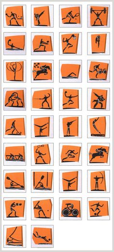 2004 Athens Pictograms - The ATHENS 2004 Sport pictograms were inspired by three… Olympic Icons, Olympic Logo, Olympic Games, Greek Icons, Human Icon, Greek Pottery, Greek Design, Sports Graphics, Sport Icon
