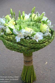 Курсы флористики Svetlana Markovets Flower design school La Floriselle