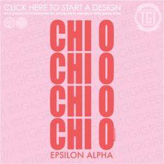 Chi Omega   Chi O   ΧΩ   Summer PR   PR Shirt   Sorority PR   Epsilon Alpha   TGI Greek   Greek Apparel   Custom Apparel   Sorority Tee Shirts   Sorority T-shirts   Custom T-Shirts