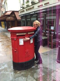 I found a lovely one #postbox
