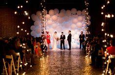 Decoração de Casamento com Balões: 13 ideias diferentes com fotos!