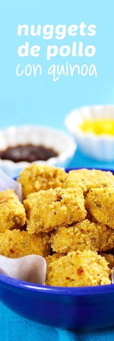 Si te encanta comer alimentos empanizados, pero los evitas por la grasa y el exceso de pan molido, aquí te damos una receta de pollo empanizado con quínoa que seguramente superará tus expectativas, no dejes de probarla.