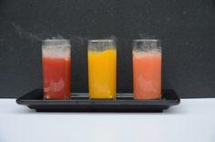 Liquid Nitrogen Juices