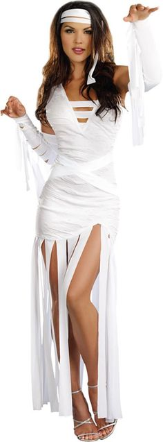 Mummy Dearest Extra Large Costume and more Womens At Cascio Interstate Music