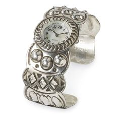 ༻❁༺ ❤️ ༻❁༺ CONCHO WATCH | King Ranch ༻❁༺ ❤️ ༻❁༺ Saddle Shop, Jewelry King, King Ranch, Western Jewelry, Pocket Watch, Bracelet Watch, Jewelry Accessories, Fashion Jewelry, Bling