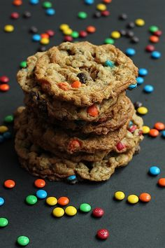 Monster Cookie | Savor Home