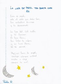 LAPICERO MÁGICO: Poesía de papel Bullet Journal, Reading, Words, Singing, Baby, Model, Literacy Activities, Paper Moon, Writers Write