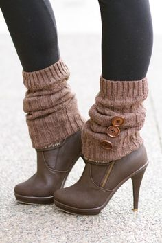 Cuddle Me Cable Knit Big Button Leg Warmers- (Chocolate). These make great gifts for the holidays. Several colors to choose from. (http://www.nanamacs.com/cuddle-me-cable-knit-big-button-leg-warmers-chocolate/)