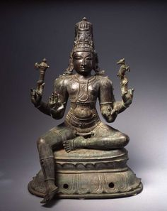 A Speelman Oriental Art | Indian | Bronze | A Vijayanagara bronze figure of Shiva