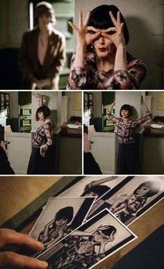 I loved this whole scene....Mugshots. :). Miss Fisher's Murder Mysteries. It does have some minor to somewhat major editing needs....episode specific