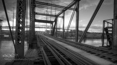 The Lonely Track by Rich_Devant