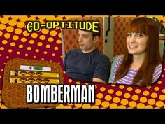 Felicia Day, Ryon Day and Explosives: Co-Optitude Episode 9 - Mega Bomberman - YouTube .. so entertaining!