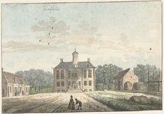 Cornelis Pronk | Huis te Hoevelaken, Cornelis Pronk, Hendrik Spilman, 1701 - 1759 |