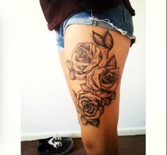 Thigh tattoo, next??