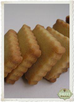Galletas de vainilla (con azucar glass y sin necesidad de dejar reposar en la nevera salvo excepciones)