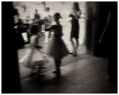 Bridesmaids by Amo Iphoneography aka melle Amo, via Flickr | #blur  #white #tan #brown  #iphoneography