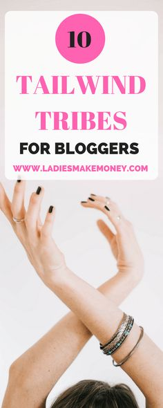 Reach-boosting Tailwind Tribes every blogger should join right now in order to grow their blog traffic using Pinterest.