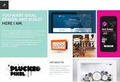 40+ Portfolio Design Ideas: Creating the Best Portfolio Design ...