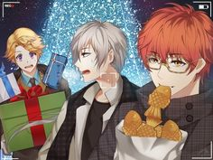 Immagine di anime, seven, and zen