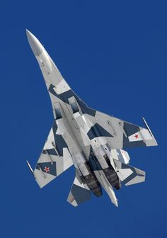 Su-35 Sukhoi Su 35, Jet Fighter Pilot, Fighter Jets, Luftwaffe, Russian Military Aircraft, Russian Plane, Airplane Car, Russian Air Force, American Fighter
