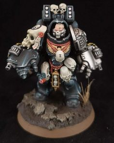 Machinations Of A Paint Fueled Lunatic As He Navigates The Seven Levels Of Hell Warhammer Deathwatch, Warhammer Art, Warhammer Models, Warhammer 40k Miniatures, Warhammer 40000, Warhammer Armies, Miniaturas Warhammer 40k, Imperial Fist, Tyranids