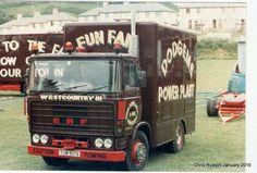 Towing Vehicle, Fun Fair, Caravans, 40 Years, Transportation, Trucks, Generators, Trailers, Vehicles