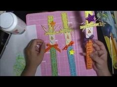 Dollar Projects, Snowman - Paint Stick tutorial Paint Stir Sticks, Painted Sticks, Dollar Stores, Snowman, Christmas Crafts, Projects, Painting, Log Projects, Blue Prints