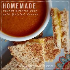 21 Day Fix Approved Tomato Soup