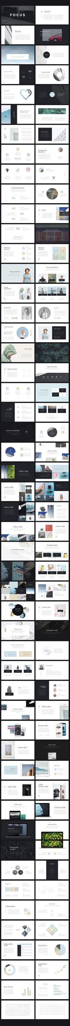 Focus PowerPoint Presentation - Presentations