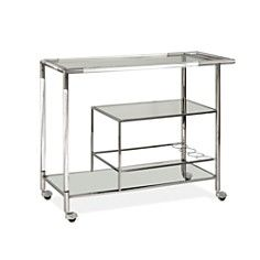 Bloomingdale's Chase Bar Cart